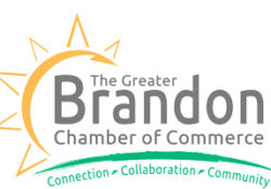 Logo for The Greater Brandon Chamber of Commerce