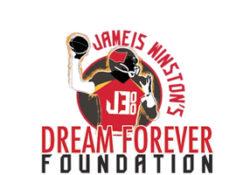 Logo for Jameis Winston's Dream Forever Foundation