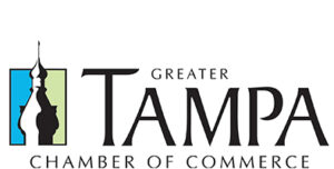 Logo for Greater Tampa Chamber of Commerce